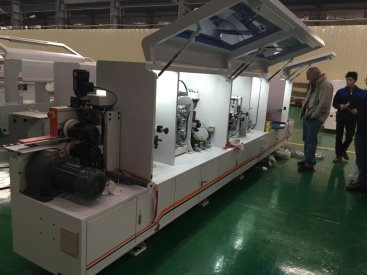 Automatic Edge Banding Machine T600GY for Cabinet and