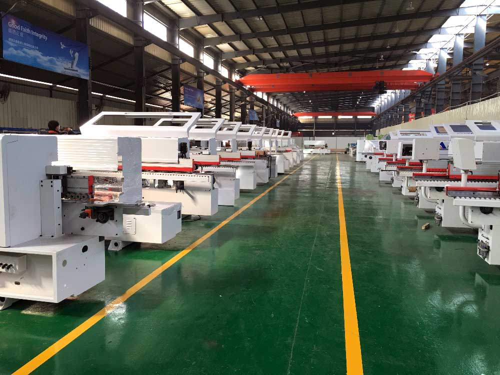 edge banding machine factory