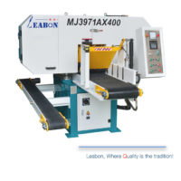 Timber Horizontal band saw machine