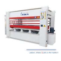 120 Tons 3 Layers Hydraulic Heat press machine